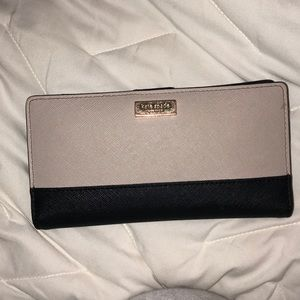 Two Toned Kate Spade Wallet